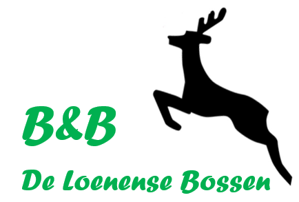logo Bed and Breakfast de loenense bossen