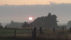zonsopkomst Loenen